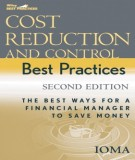 Ebook Cost reduction and control best practices (2nd edition): Part 1