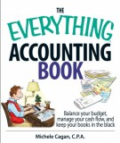 the everything accounting book: part 1