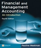 Ebook Financial and management accounting an introduction (4th edition): Part 1