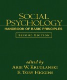 social psychology - hanbook of basic principles (2nd edition): part 1