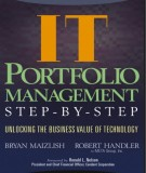 Ebook IT information technology portfolio management step-by-step: Part 1