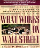 Ebook What works on Wall street: Part 1