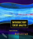 introductory circuit analysis (10th edition): part 1