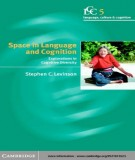 Ebook Space in language and cognition: Part 1
