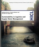 Ebook Sustainability in logistics and supply chain management: Part 1