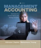 Ebook Management accounting - Information for decision making and strategy execution (6th edition): Part 1