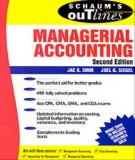 Ebook Managerial accounting (2nd edition): Part 1