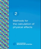 Ebook Methods for the calculation of physical effects: Part 2