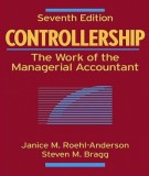 Ebook Controllership - The work of the managerial accountant (7th edition): Part 1