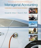 Ebook Managerial accounting - Creating value in a dynamic business environment (10th edition): Part 1