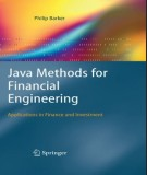 Ebook Java methods for financial engineering applications in finance and investment: Part 2