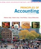 Ebook Principles of accounting: Part 1