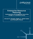 Enterprise Resource Planning Implementation and Management Accounting Change in a Transitional Country by Ahmed O. Kholeif1