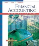 Ebook Financial accounting (6th edition): Part 1