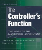 Ebook The controllers function - The work of the managerial accountant (third edition): Part 2