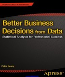 Ebook Better business decisions from data - Statistical analysis for professional success: Part 1