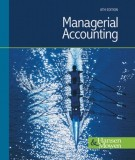 managerial accounting (8th edition): part 1