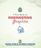 A text book on engineering graphics: Part 1