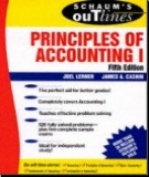 Ebook Principles of accounting I (5th edition): Part 1