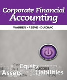 Ebook Corporate financial accounting (12th edition): Part 1