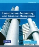 Ebook Construction accounting and financial management (2nd edition): Part 1