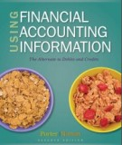 Ebook Using financial accounting information (7th edition): Part 1
