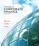 Ebook Principles of corporate finance (11th edition): Part 1