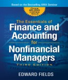Ebook The essentials of finance and accounting for nonfinancial managers (3rd edition): Part 1
