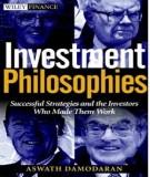 Investment Philosophies by Aswath Damodaran2
