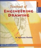 Ebook Textbook of engineering drawing (2nd edition): Part 1