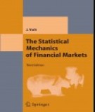 Ebook The statistical mechanics of financial markets (3rd edition): Part 1