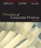 Ebook Principles of corporate finance (10th edition): Part 1