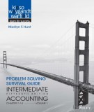 intermediate accounting (volume 1 - 15th edition): part 2