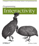 Ebook Programming interactivity: Part 1