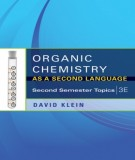 Ebook Organic chemistry as a second language (3e): Part 1