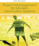 Ebook Project management for modern information systems: Part 1