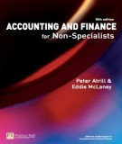 Ebook Accounting and finance for non specialists (5th edition): Part 2