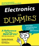 Ebook Electronics for dummies: Part 1