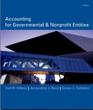 Ebook Accounting for governmental and nonprofit entities (15th edition): Part 2