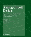 analog circuit design: part 1