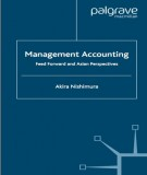 Ebook Management accounting - Feed forward and Asian perspectives: Part 1