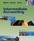 intermediate accounting (11th edition): part 1