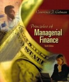 principles of managerial finance (10th edition): part 1