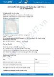 Hướng dẫn giải bài 3,4,5 trang 64 SGK Toán 4