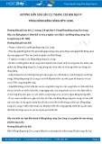 Giải bài tập Vùng Đồng bằng sông Cửu Long SGK Địa lí 9