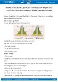 Giải bài tập Thực hành - Phân tích và so sánh tháp dân số năm 1989 và năm 1999 SGK Địa lí 9