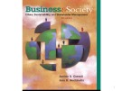 Lecture Business and society - Chapter 1: The Business and Society Relationship