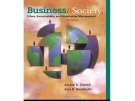 Lecture Business and society - Chapter 3: The Stakeholder Approach to Business, Society, and Ethics