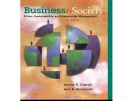 Lecture Business and society - Chapter 11: Business, Government, and Regulation