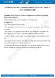 Giải bài tập Sự phát triển và phân bố công nghiệp SGK Địa lí 9